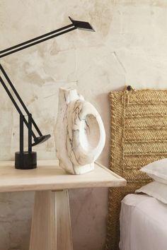 Serge Castella and Jason Flinn Mediterranean Guest House | Remodelista
