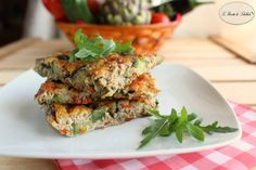 #Frittata con #verdure #ricetta #foodporn #gialloblogs