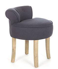 Vanity stool - LINEN and COTTON - Colour GREY BLUE Atmosp... https://www.amazon.co.uk/dp/B01CNPOKRS/ref=cm_sw_r_pi_dp_x_7ou8xb8501Z90