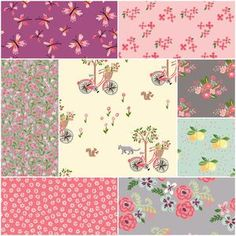 Bloom Fat Quarter Bundle