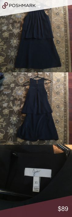 Joie 100% silk dress Beautiful Joie 100% silk inside -out dress, perfect for summer, only worn once, like new condition! Dresses Midi