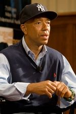 Famous African American Vegetarians : Russel Simmons