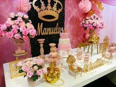 Tema de Festa Infantil Princesa