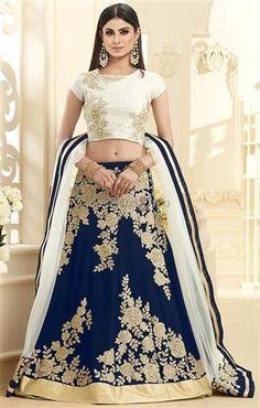 Nice Blue Georgette Mouni Roy Bollywood Lehenga Choli   #DesignersAndYou #Bollywood Designer Dresses #Bollywood Salwar Kameez #Bollywood Salwar Kameez 2017 #Bollywood Suits #Celebrity Salwar Kameez #Celebrity Salwar Kameez 2017 #Celebrity Style Salwar Kameez 2017 #Celebrity Style Suits 2017 #Celebrity Suits #Celebrity Suits 2017 #Designers And You