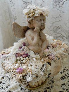 Cherub Angel Assemblage