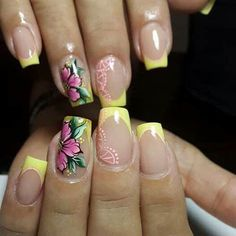 Nails For Kids, Cute Little Animals, Short Nails, Nail Designs, Lily, Make Up, Nail Art, Beauty, Designed Nails