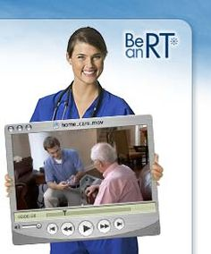 Watch a video about careers as a respiratory therapist