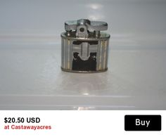 Vintage Ronson Lighter,Collectible Tobacciana,Castawayacres