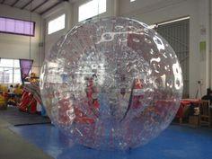 Hinchables acuáticos : #Zorb #Ball - www.diverplanet.net