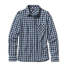 Patagonia Women\'s Long-Sleeved Brookgreen Shirt - Rilay: Navy Blue RLNV