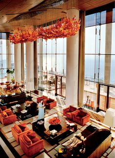 Inside The First $1 Billion Home Antilia Mukesh Ambani Residence in Bombay