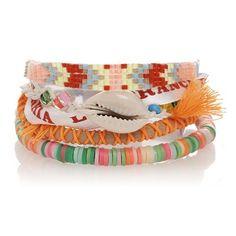 Bracelet brésilien Life - Hipanema - Nouvelle Collection et ventes privées - Ref: 1246761 | Brandalley