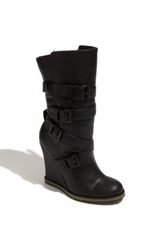 Every girl needs a pair of wedge boots, perfect for bonfires and outdoor parties where you want to look cute, yet be comfortable