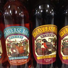 Michigan wines  I'm originally from this area of Michigan