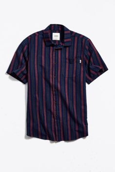 8f10eb8334 Check out Katin Vinson Short Sleeve Button-Down Shirt from Urban Outfitters Button  Downs,