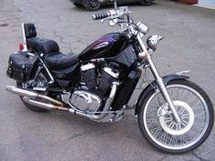 Interesting Suzuki VS800 Intruder -99
