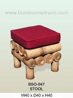 Shipping Furniture From India To Usa Bamboo Roof, Bamboo Art, Bamboo Crafts, Bamboo Planter, Bamboo Table, Bamboo House Design, Bamboo Furniture, Furniture Ads, Luxury Furniture
