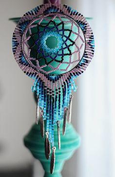 Native American Oglala Lakota Handmade Beaded par JaidaGreyEagle