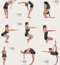 Simple and beginner yoga poses