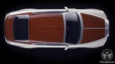 Rolls-Royce Phantom Coupe Regatta M-Mahogany & White Classic