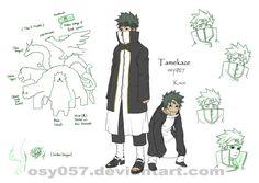 Ninja 5 - Tamekaze by osy057 on DeviantArt