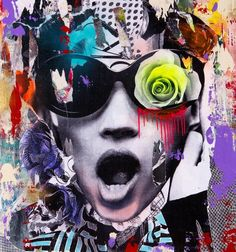 #art #streetart #urbanart #graffiti #urbanstreet by Dain #brooklyn