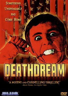 DEATHDREAM DVD
