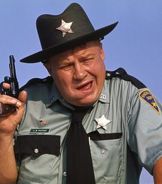 Louisiana Sheriff J.W. Pepper from The Man with the Golden Gun and Live and Let Die.