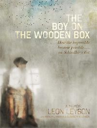 Schindler's List Survivor's Memoir The Boy on the Wooden Box - Written for kids (middle schoolers) but recommended for all!