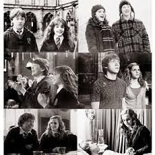 ron weasley hermione granger essay Hermione needs a book from the library in order to complete her potions essay hermione granger/ron weasley (301) astoria greengrass/draco malfoy (112.