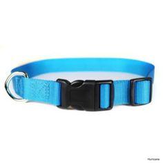 Kwik Klip Blue Adjustable Small Dog #Collar