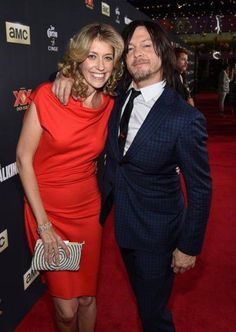 Norman Reedus, Denise Huth