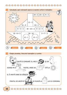 Clasa Pregătitoare : Supercaietul meu de vacanţă - clasa pregătitoare School Frame, Homeschooling, Album, Kids, Food, 1st Grades, Young Children, Boys, Essen