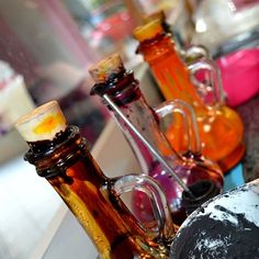 Learn how to make your own magical inks and oils and give them energy for spells and rituals.