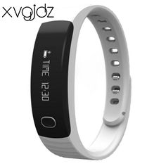 >> Click to Buy <<  Xvgidz Fitness Tracker Pedometer smart wristband Bluetooth smart bracelet watch Remote Control For Android iOS multi-language #Affiliate