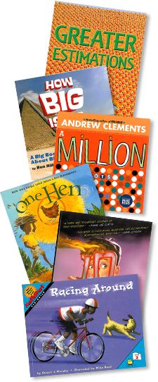 Children's books to read during math class