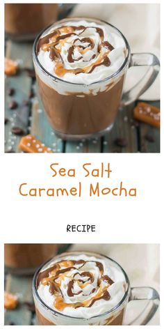 Salted Caramel Mocha Starbucks Coffee Company - Salted Caramel Mocha Mocha Sauce And Toffee Nut Syrup Are Combined With Coffee And Milk Then Topped With Sweetened Whipped Cream Caramel Drizzle And A Blend Of Turbinado Sugar And Sea Salt Enjoy T Keurig Recipes, Coffee Drink Recipes, Coffee Drinks, Starbucks Recipes, Coffee Creamer, Coffee Coffee, Coffee Beans, House Coffee, White Coffee