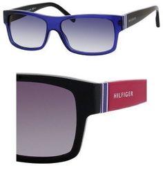 TOMMY HILFIGER Sunglasses 1115/S 04N2 Black 56MM Tommy Hilfiger. $86.10