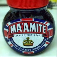 Marmite Queen Jubilee