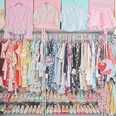 Working on my first shop-my-closet update in over a year. I have SO MUCH STUFF TO GET RID OF. If you're interested I'll be doing it on instagram this time, over at @scathinglybrilliantcloset and I'll probably be listing everything over the weekend. I'll give you a heads up when I know the exact time
