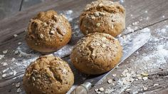 Dinkel-Quark Brötchen | Fitness-and-Food