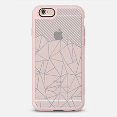 Abstract Lines 45 Grey Transparent - New Standard $10 off and FREE shipping with code 5UUFAR
