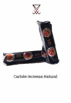 Paquete de Carboncillos incienso