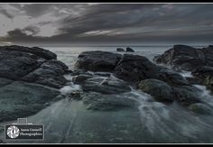 Long Exposure Photograph taken on Sunset at Marino Rocks, South Australia. Once again the sky was quite affected by the smokey haze but the waves were starting to build enough to create a mystic Haze among the rocks in the foreground. Feel free to check out my Gallery on Facebook if you have a spare moment at www.facebook.com/jasoncrowellphotographics