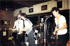 Jeff Martin far right  11/1988
