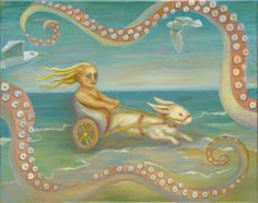 """""""Racing with the Wind"""" by Joan Wheeler"""