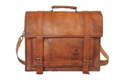 """Luxury Leather Briefcase 15"""" from High On Leather"""
