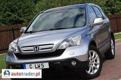 Honda CR-V 2.2 2008 r.,   53 700 PLN