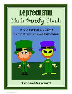 Leprechaun Goofy Glyph
