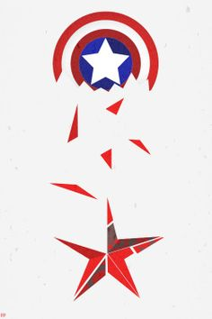art MY EDIT Fanart myedit Captain America Steve Rogers Marvel minimalist bucky barnes ca art print winter soldier The Winter Soldier Captain America The Winter Soldier tws catws If you can reblog this I will be so so grateful